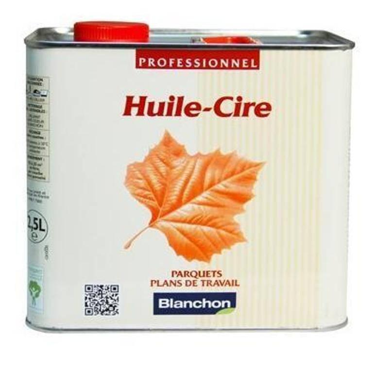 Une huile très garnissante pour protéger et embellir vos parquets bruts, l'huile cire Blanchon brille par son efficacité.De multiples teintes au choix.