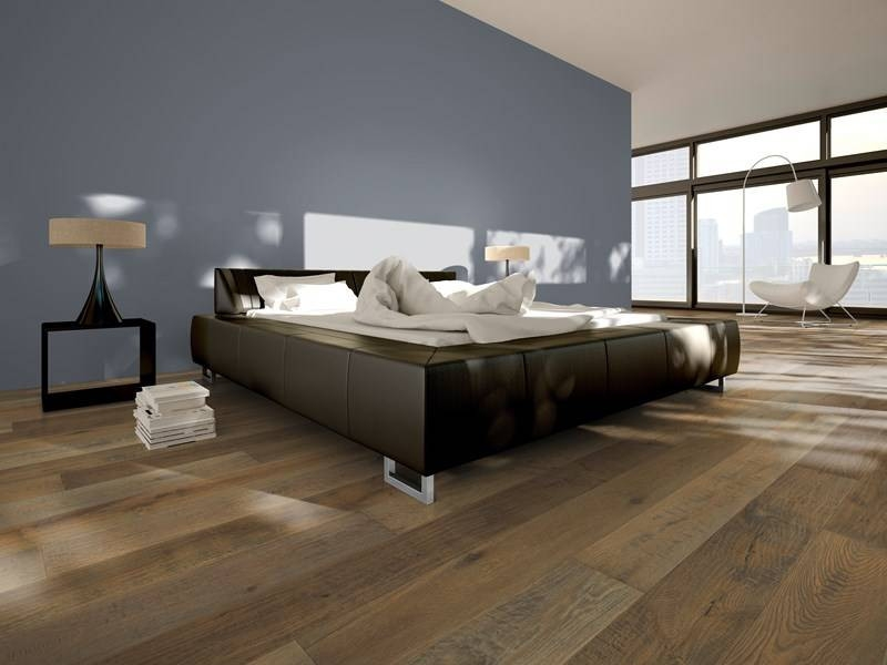 parquet contrecoll ch ne cognac huil vieilli 12 3 x158x610 1830mm parquet bois ou stratifi. Black Bedroom Furniture Sets. Home Design Ideas
