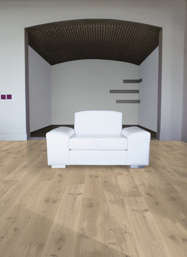 parquet flottant ch ne access verni mat aspect bois brut parquet bois ou stratifi en vente en. Black Bedroom Furniture Sets. Home Design Ideas