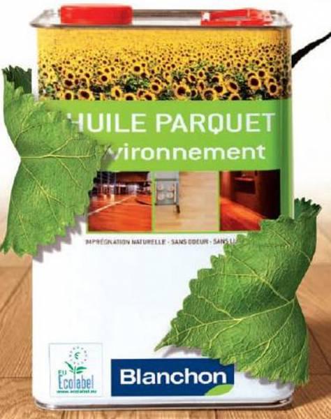 Une finition soign�e et rapide? Optez pour l'HUILE ENVIRONNEMENTALE bois naturel Blanchon,  s�chage en 4h et sans odeur ! solution 100%BOIS biensur !